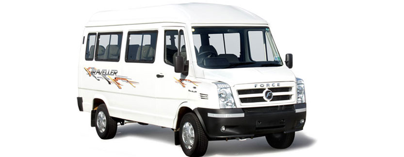 12 seater bus rental