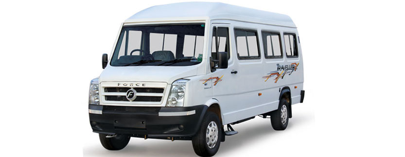 14 seater bus rental